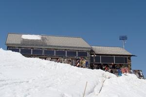 Fridollinshütte, Schweizer Alpin Club