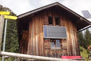 DAV Sepp-Sollner Hütte